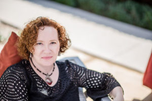 Six Steps to Becoming a Consistent Writer Rhonda Douglas in the sunshine