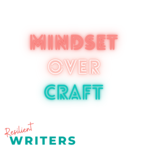 text reads Mindset Over Craft in Neon Font